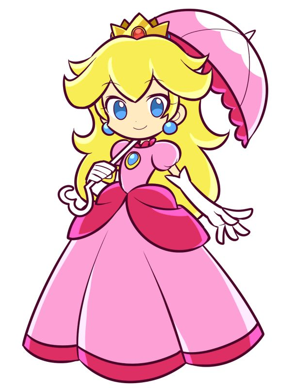 Mercsdb Licensed For Non Commercial Use Only Princess Peach